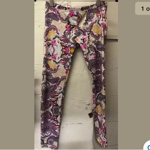 Freddy Floral Leggings Sz S
